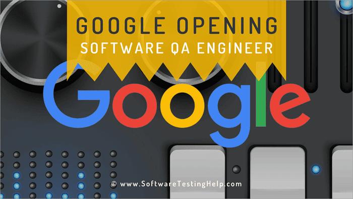Google Opening