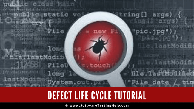 Defect Life Cycle Tutorial