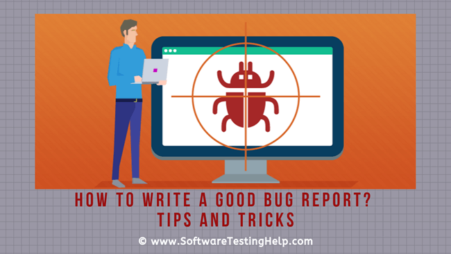How to Write a Good Bug Report