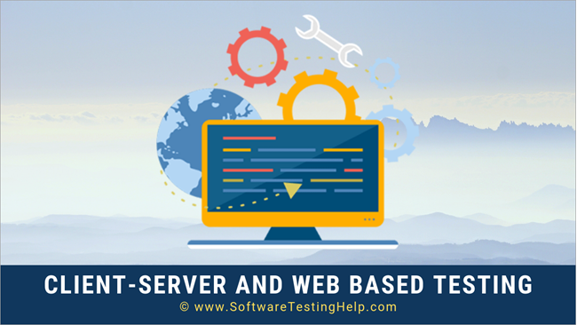Client-server and web based testing (1)