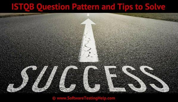 ISTQB Question Pattern