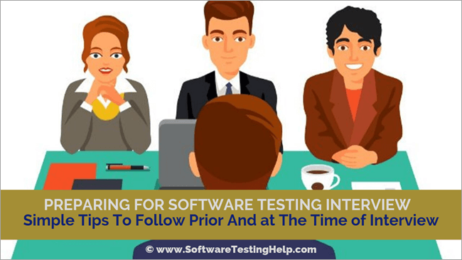 Preparing For Software Testing Interview