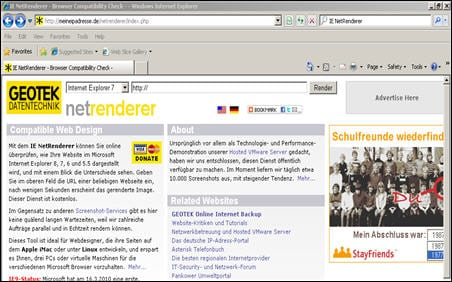 Best cross browser testing tools to ease your browser for Online rendering tool