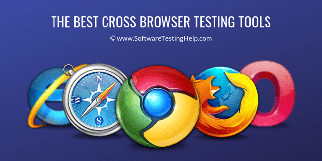 THE BEST CROSS BROWSER TESTING TOOLS