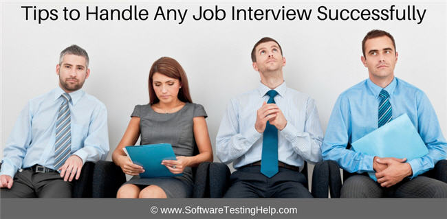 top tips for job interviews