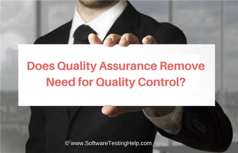 difference between quality assurance and quality control pdf