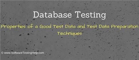 Database Testing1