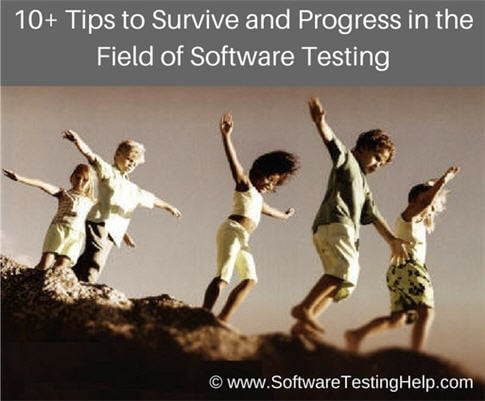 10+ Tips to Survive and Progress in