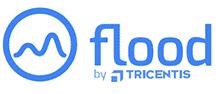 Flood by Tricentis logo