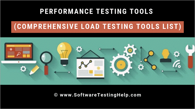 Performance Testing Tools list