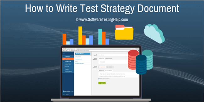 How to write test strategy document
