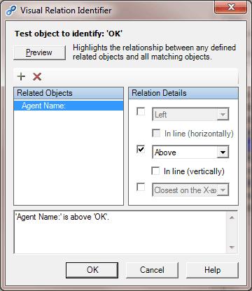 QTP Visual Relation Identifier 2
