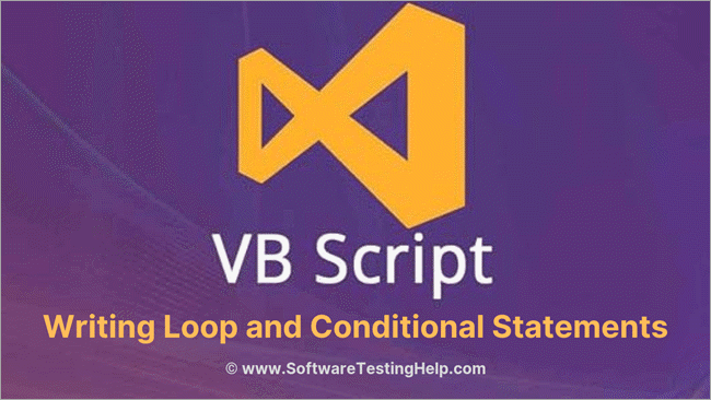 Writing Loop and Conditional Statements