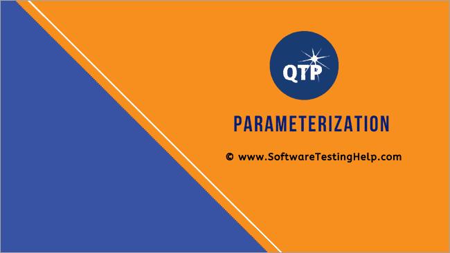 Parameterization in QTP