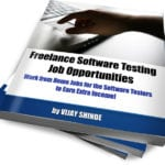 Freelance software testing jobs eBook