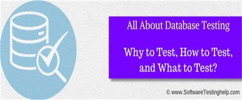 All About Database Testing