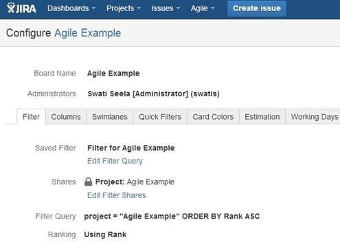 JIRA Agile Project 8