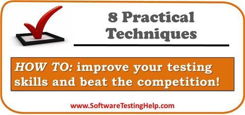 Practical testing skills