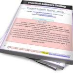 Practical Software testing ebook