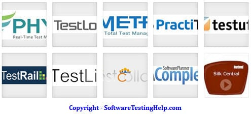 list of test management tools