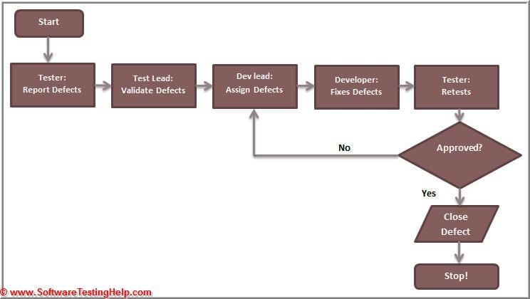Defect life cycle 1