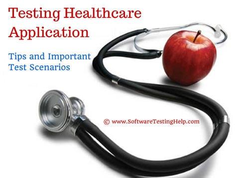 Health insurance software testing