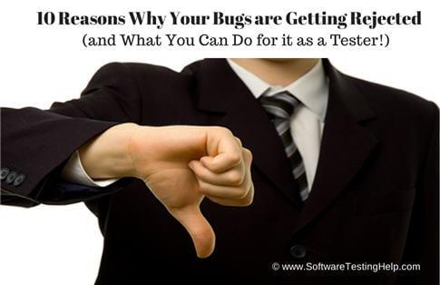 bug rejection