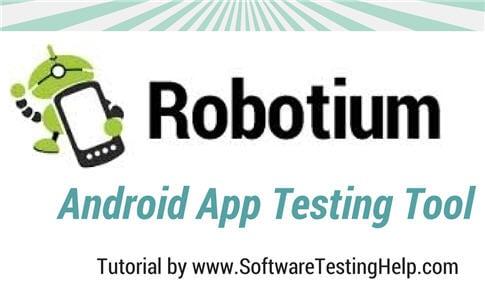 Robotium tutorial
