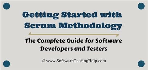 Agile scrum testing