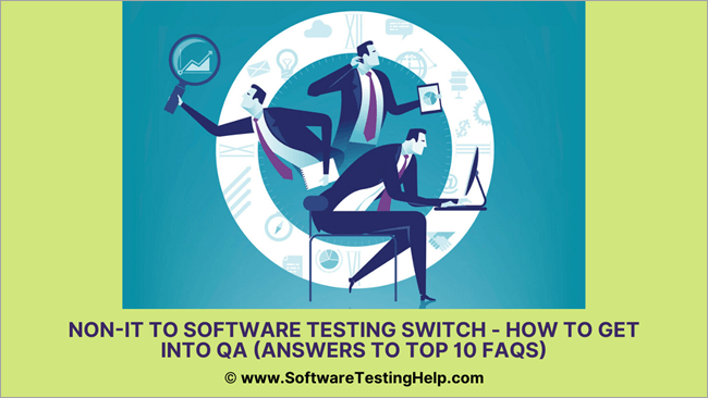 Non-IT to Software Testing Switch