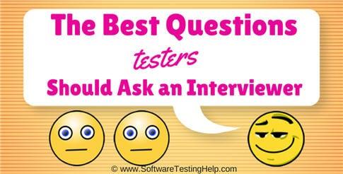 questions for an interviewer