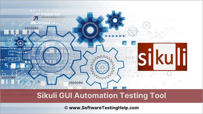 Sikuli GUI Automation Testing Tool