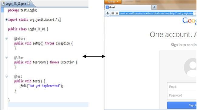 Selenium webdriver tutorial 1