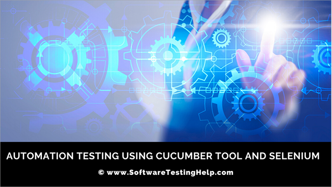 Automation Testing Using Cucumber Tool and Selenium