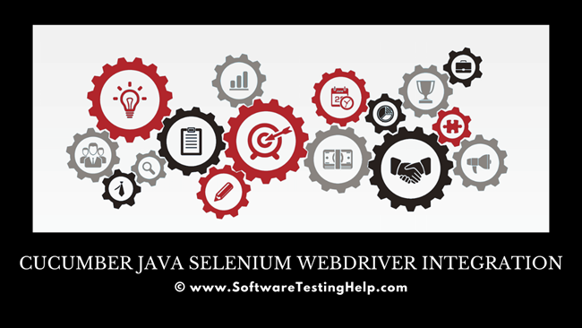 Cucumber Java Selenium WebDriver Integration