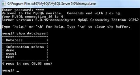 DB testing using Selenium 2