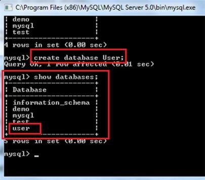 DB testing using Selenium 3