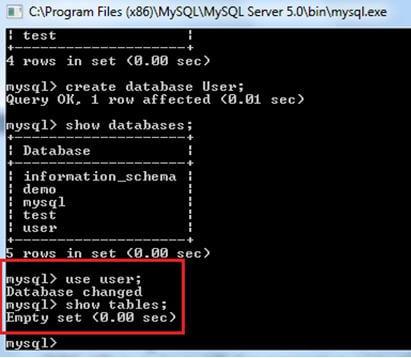 DB testing using Selenium 4