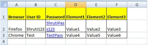 Selenium Framework 2