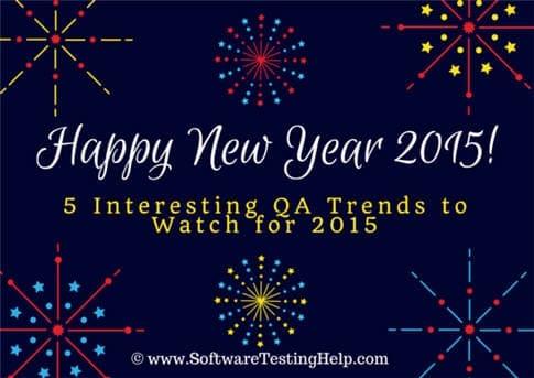 Happy new year SoftwareTestingHelp