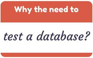 Oracle database testing 3