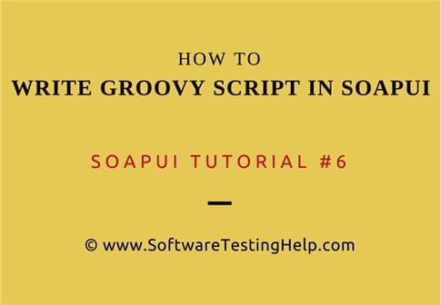 Groovy Script in SoapUI