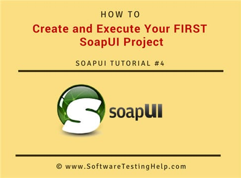 SoapUI Project WSDL