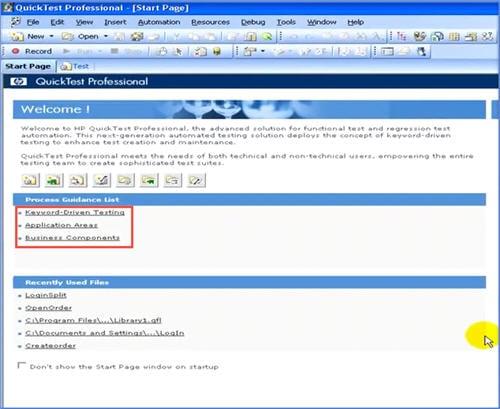 UFT  An advance version of QTP(2)