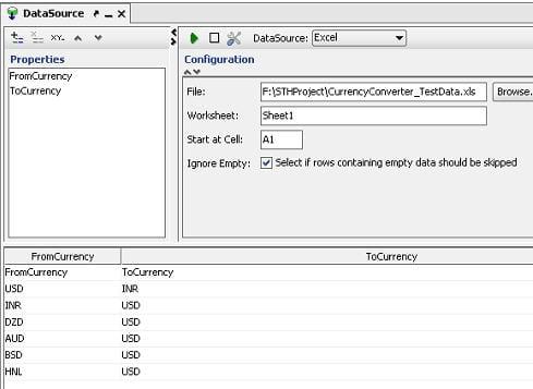 Data Driven Testing 66