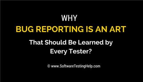 bug reporting skill