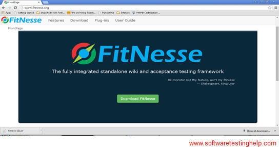 fitnesse1