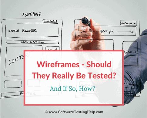 wireframe prototype testing
