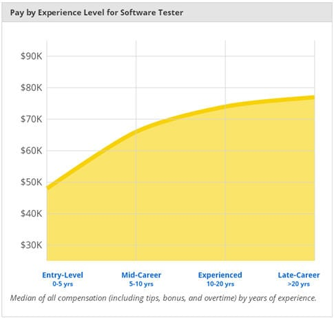 Who Earns More, Software Tester Or Developer? Let'S Find Out