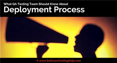 release and deployment management process for qa